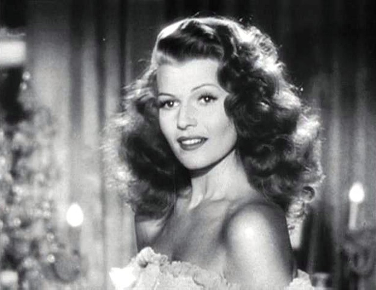 Rita Hayworth in Gilda (1946) | Courtesy of Columbia Pictures / Wikimedia Commons