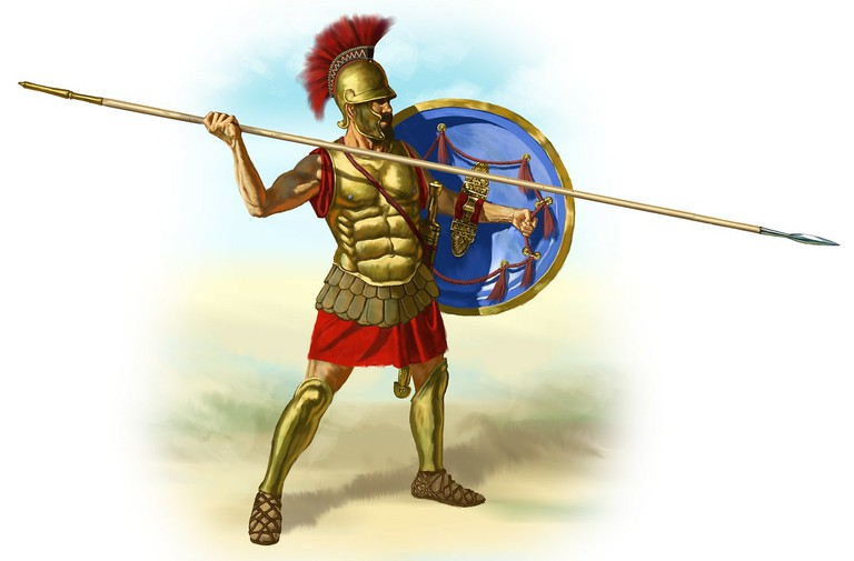 Roman soldier | ©WikiImages / Pixabay