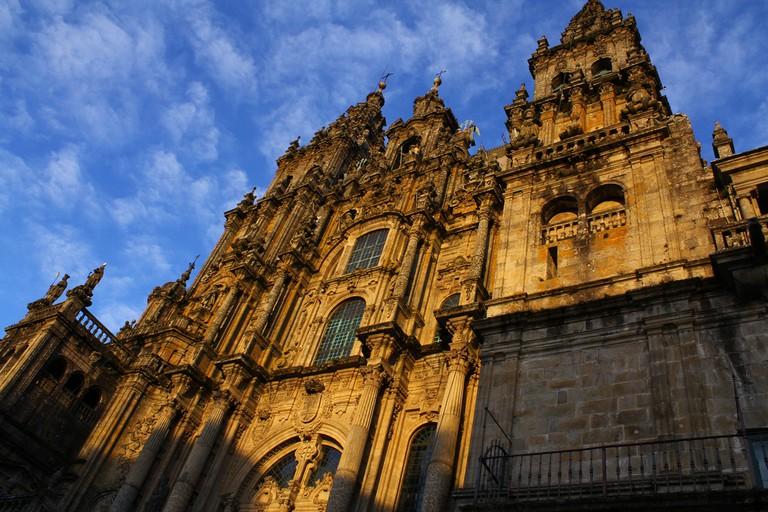 Santiago de Compostela Cathedral | ©Contando Estrelas / Flickr