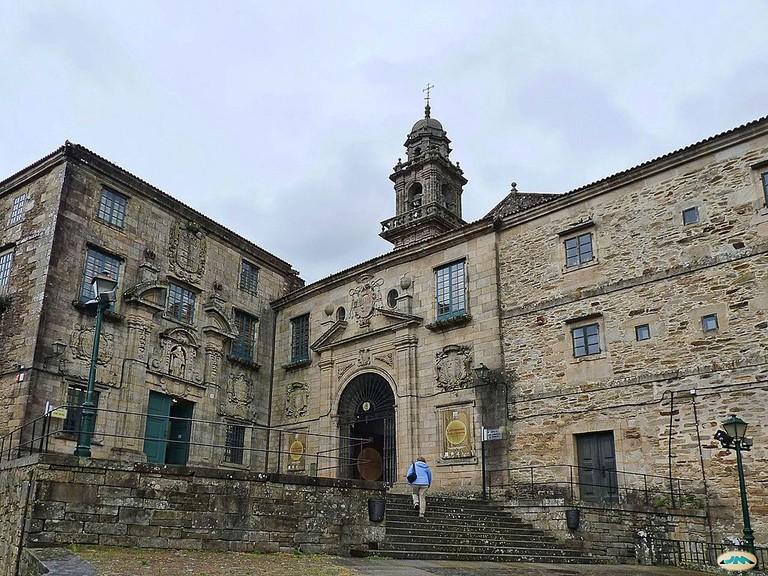 Convento de San Domingos de Bonaval, Santiago de Compostela   ©juantiagues / Flickr