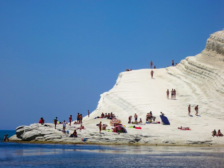 Scala dei Turchi©Ania Mendrek:Flickr