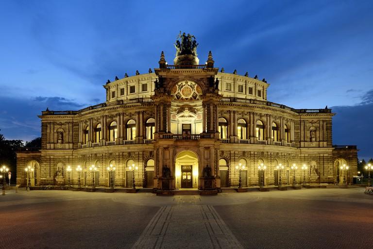 Semper Opera House , Dresden