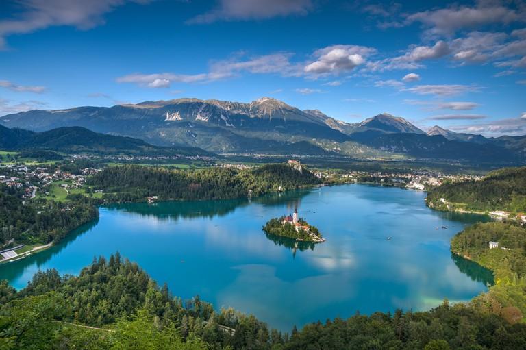 Lake Bled│