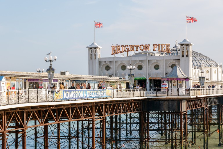 Brighton Pier | © Wei Huang/Shutterstock