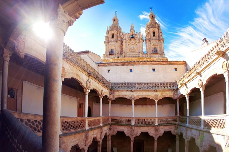 Salamanca's incredible architecture