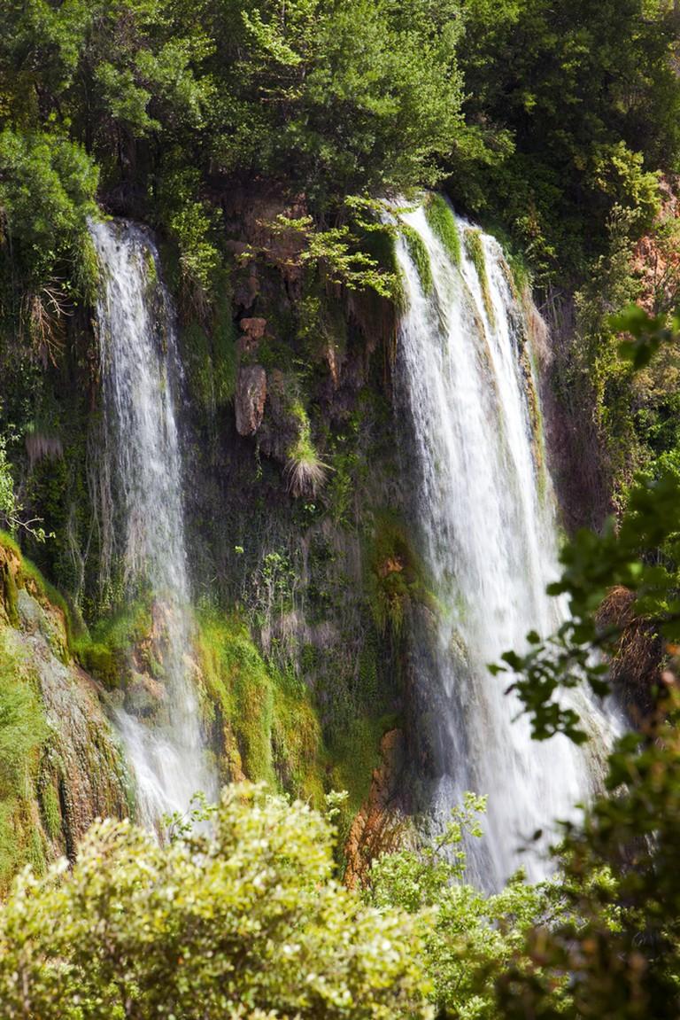 Go wild swimming at Sillans La Cascade