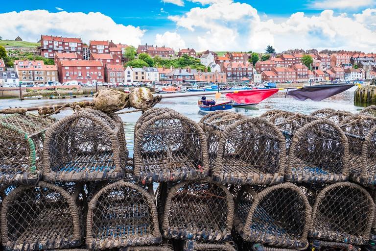 Whitby Harbour | © Karen-Richards/Shutterstock