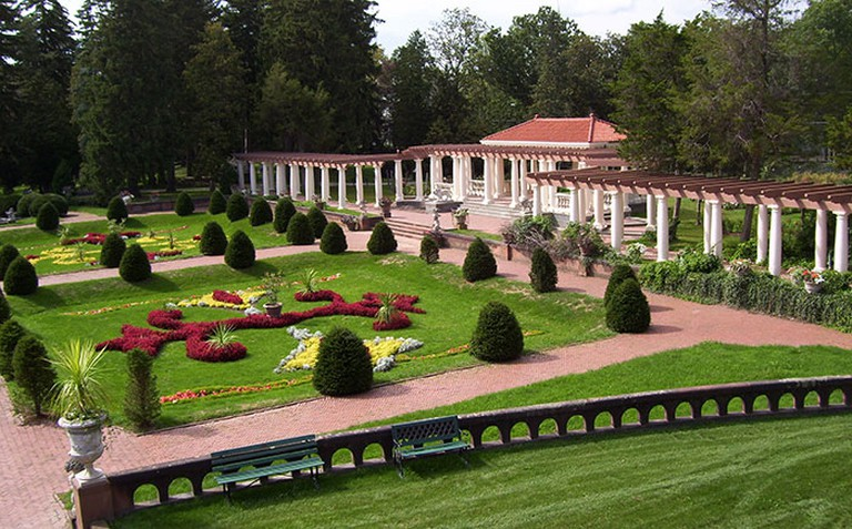 Sonnenberg Gardens. Finger Lakes Region, New York