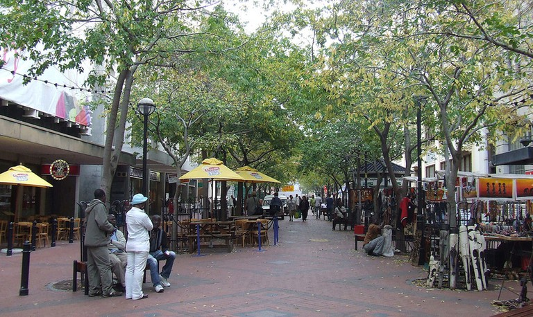 St George's Mall, Cape Town