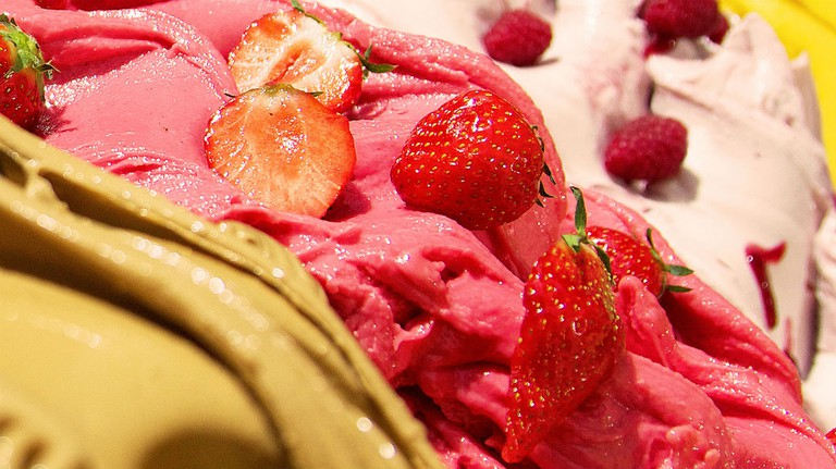 StikkiNikki is a star of the ice cream scene