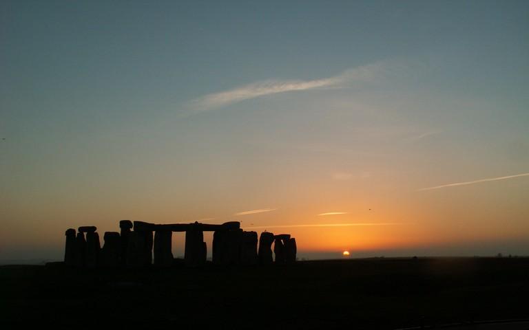 Summer Solstice Stonehenge