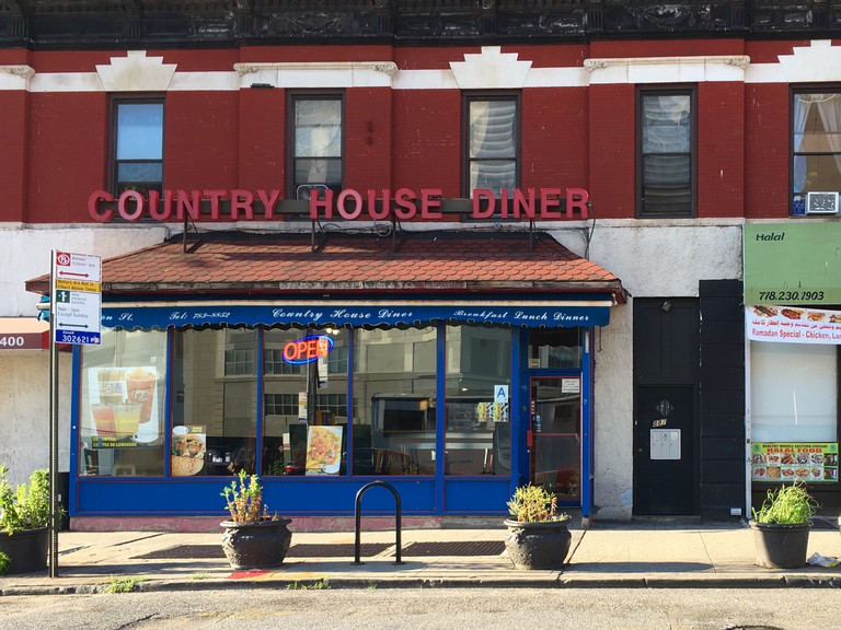Country House Diner, Fulton Street