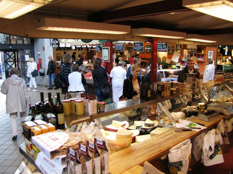 Take the time to stop by Gothenburg's most famous market hall / Photo courtesy of Wikipedia Commons