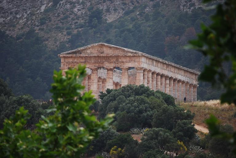 Tempio di Segesta©MauroBrocl:Flickr