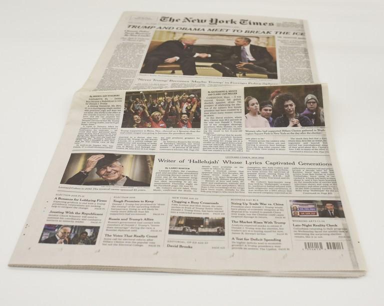 Taryn Simon, New York Times, November 11, 2016, 2017
