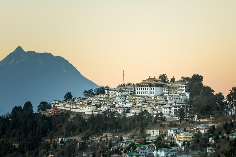 Tawang Monastery in Arunachal Pradesh