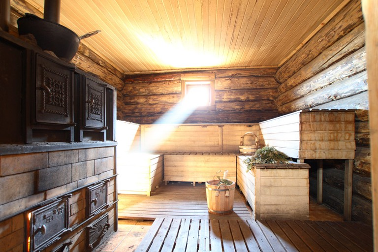 Typical Russian Banya | Smarticvs / Wikimedia Commons