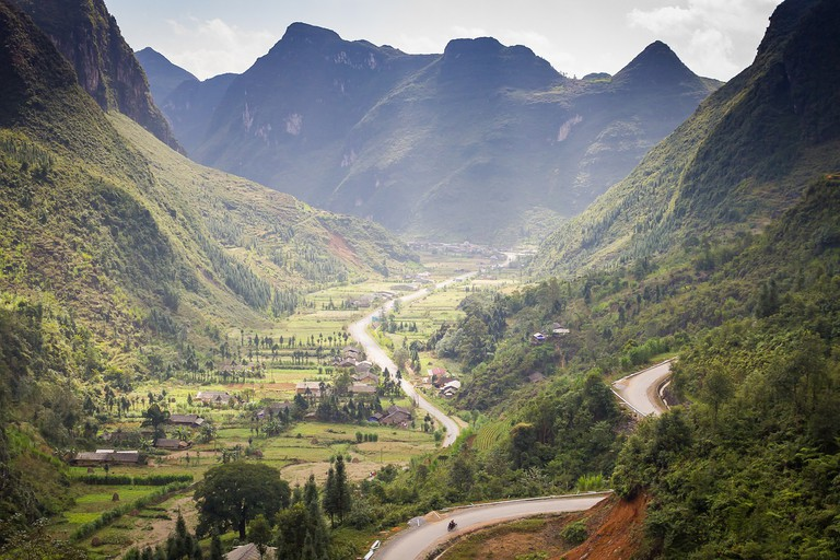 Vietnam's mountain pass | Robert_z_Ziemi / Pixabay