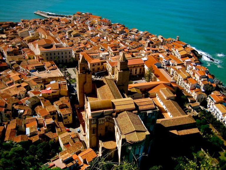 View From La Rocca©Elizabeth Nolan Brown/Flickr