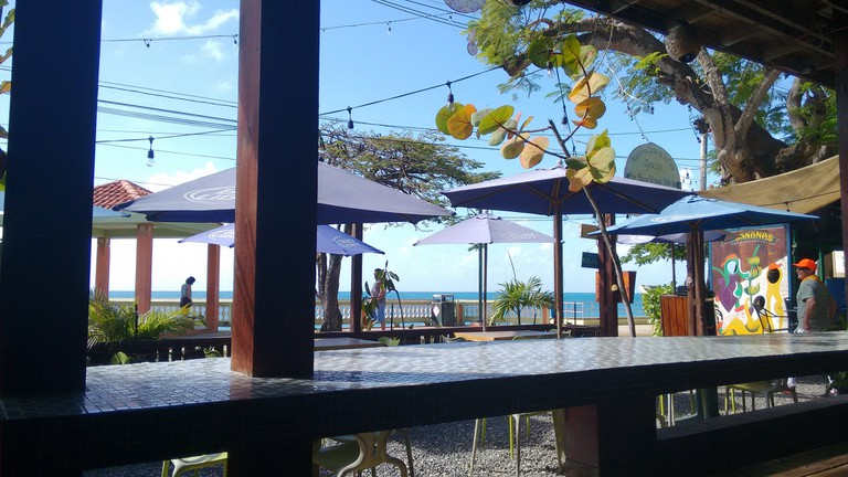 View of Bananas Restaurant, Bar & Grill