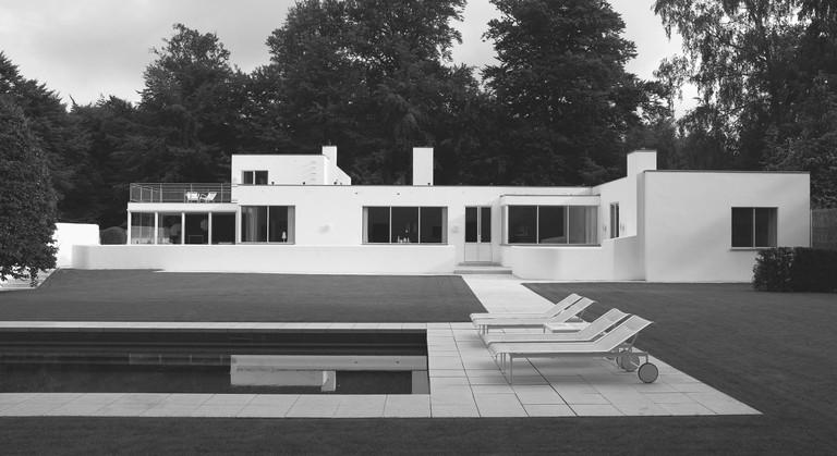Arne Jacobsen: Rothenborg House, Klampenborg, Denmark, 1931