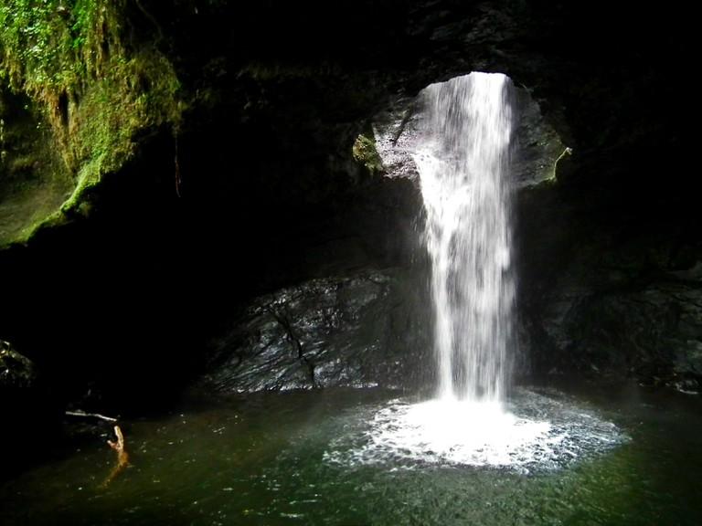 La Cueva del Esplendour near Jardin