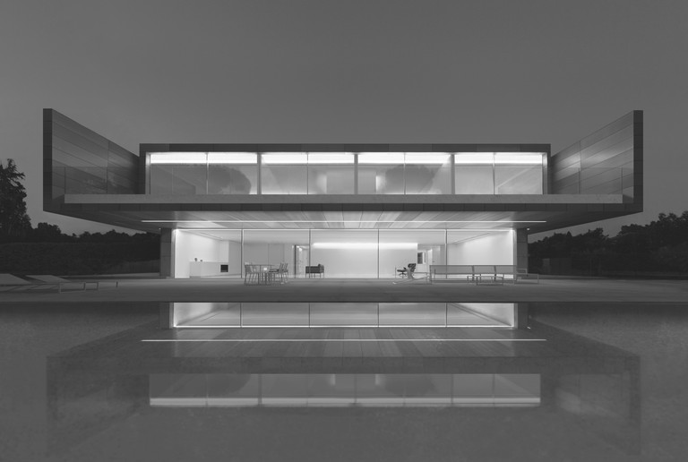 Fran Silvestre Arquitectos: Aluminium House, Madrid, Spain, 2016
