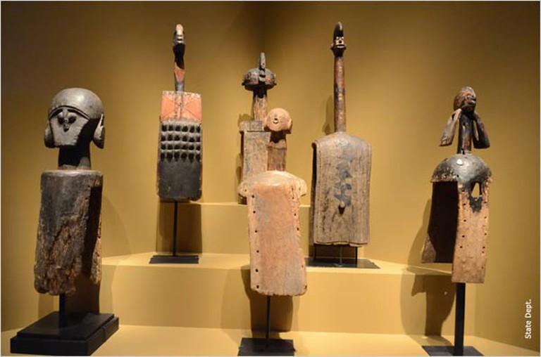 Nigerian Sculptures