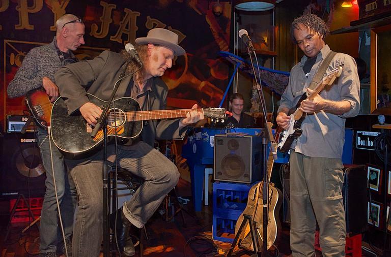 Brian Kramer's International Blues Jam is a Stockholm staple / Photo courtesy of Wikipedia commons