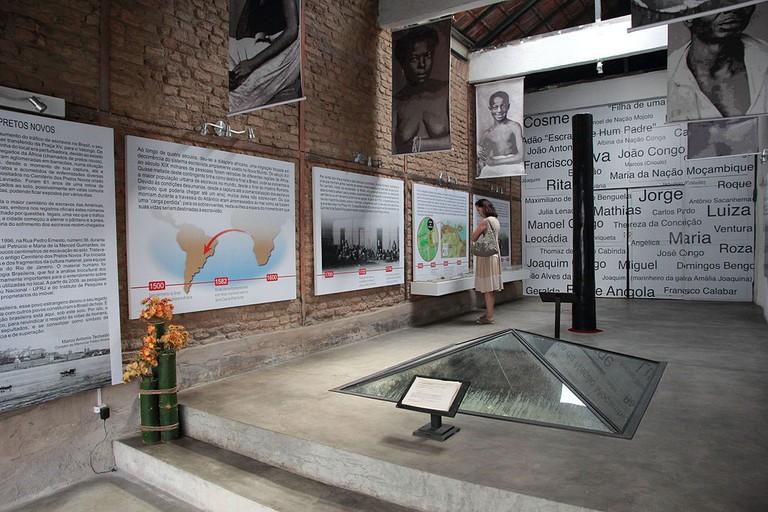 Instituto Memoria e Pesquisa Pretos Novos |© Halley Pacheco de Oliveira/WikiCommons