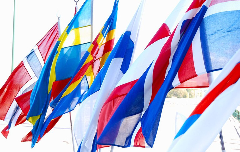 The Nordic countries are among the least corrupt