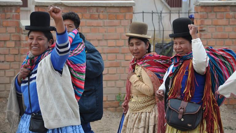 Indigenous Aymara