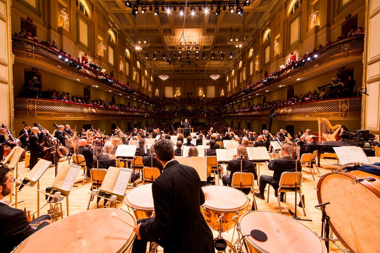 The Boston Symphony Orchestra is one of the best symphony orchestras in the country