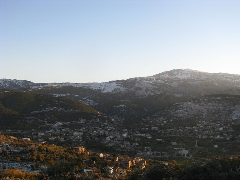 Nature in Northern Lebanon shows potential for touristic growth