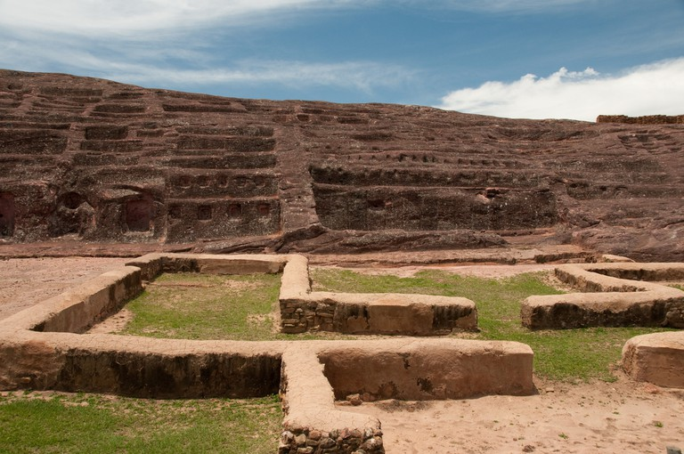 El Fuerte, Samaipata