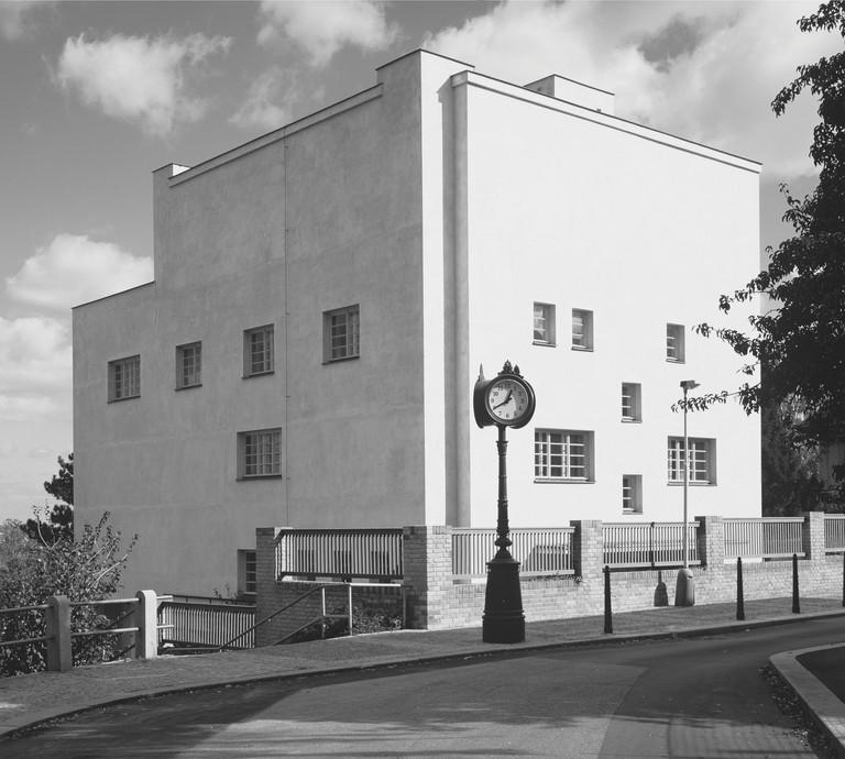 Adolf Loos: Villa Müller, Prague, Czech Republic, 1930