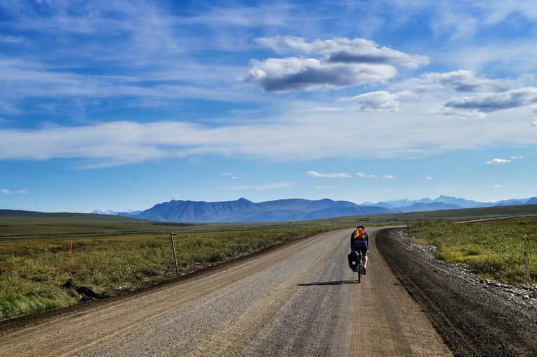 Dalton Highway, Alaska | © Greg Powell