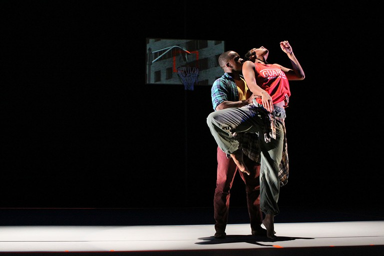 'Pavement' by Kyle Abraham / Abraham.In.Motion at Sadler's Wells