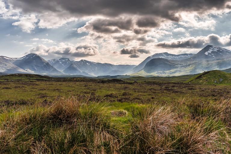 Rannoch Moor | © Chris Combe/Flickr