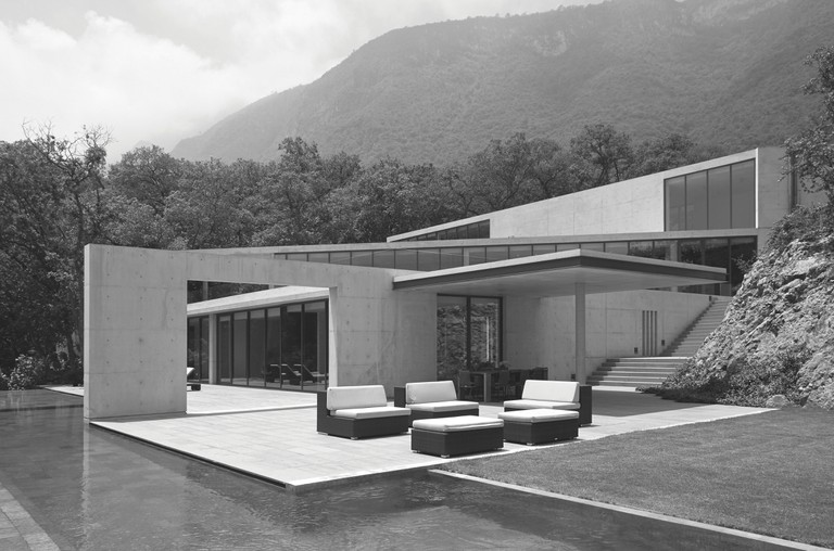 Tadao Ando: House in Monterrey, Monterrey, Mexico, 2011