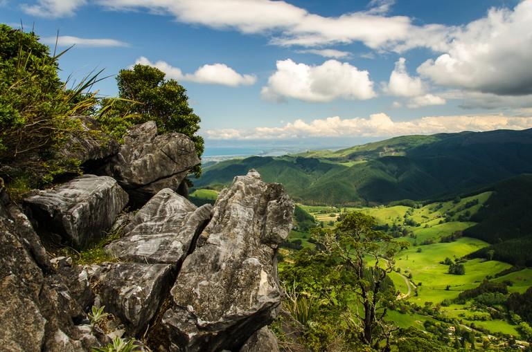 Takaka Hill, New Zealand