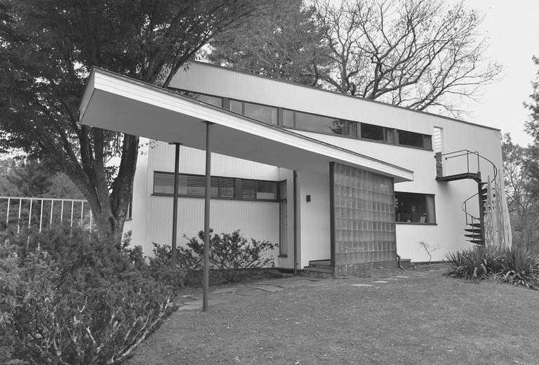 Walter Gropius: Gropius House, Lincoln, MA, USA, 1938