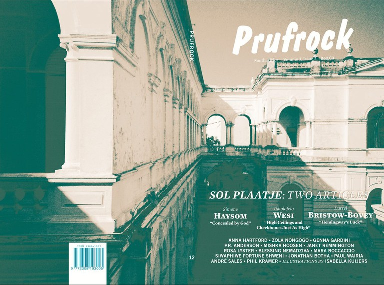 Prufrock Volume 3 Issue 2