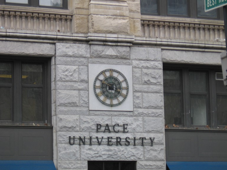 Pace University | © Yendor Oz/Flickr
