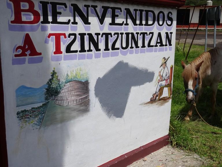 Tzintzuntzan
