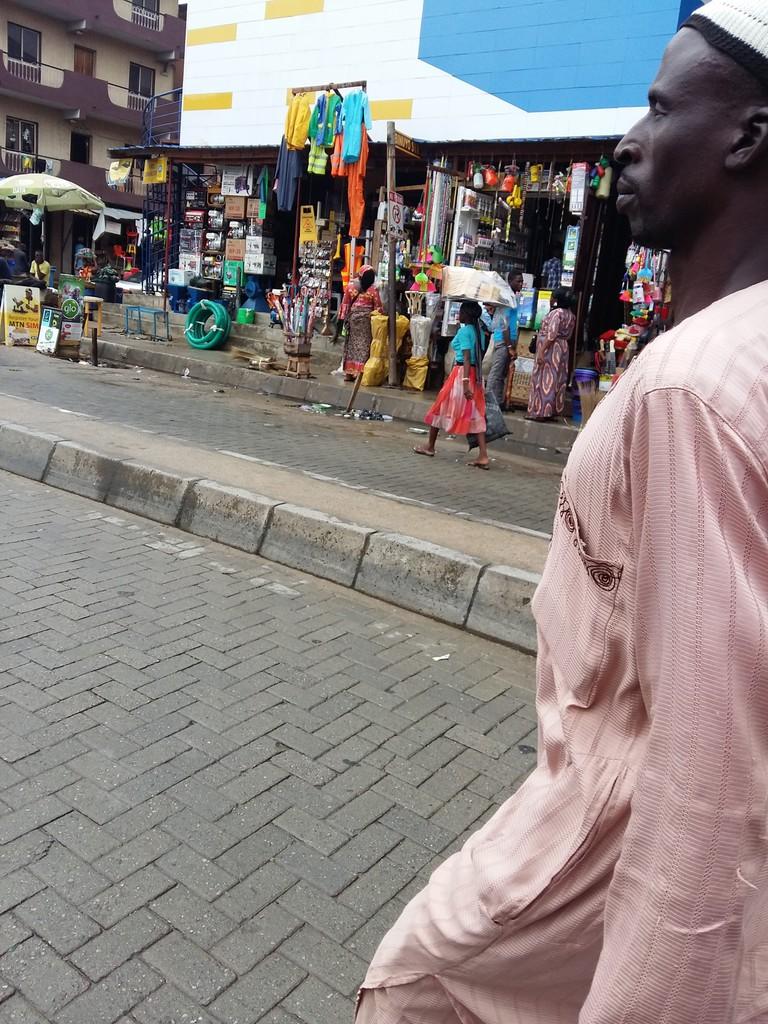 A street in Jankara Market