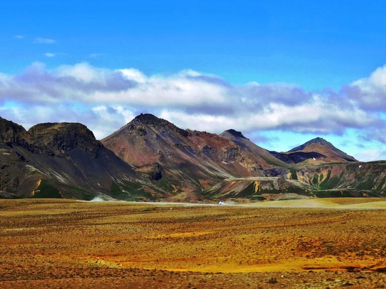 Central Highlands Iceland | © moonjazz/Flickr