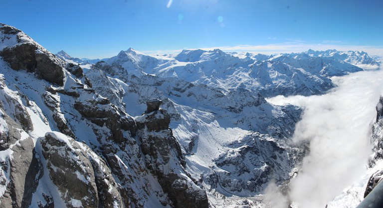 Views from Mount Titlis