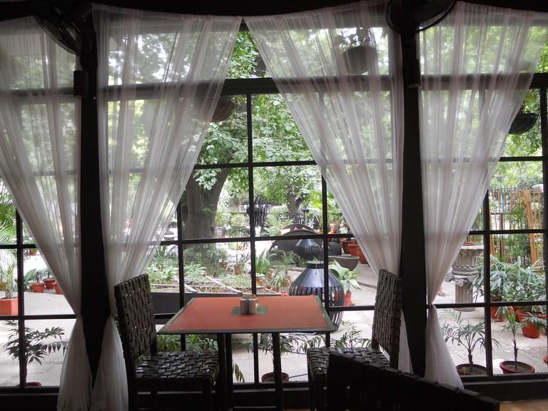 Lodi Garden Restaurant, New Delhi │