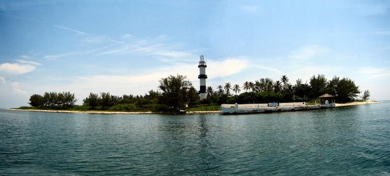 Isla de Sacrificios, Veracruz
